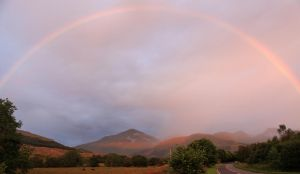 Ben More Rainbow by danUK86