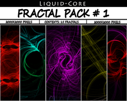 Fractal Pack 1 by oJonn