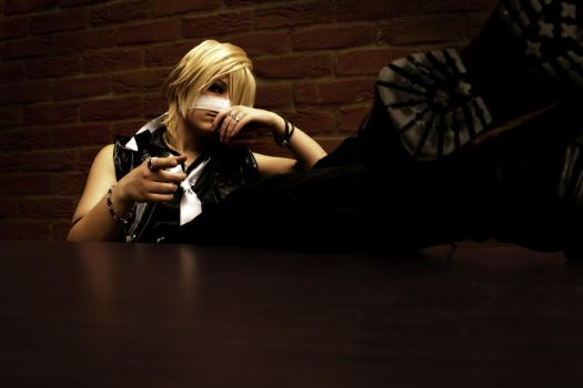 Reita - You ROCK by kayleighloire