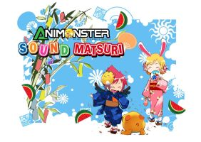 'ANIMONSTER SOUND MATSURI' by adipatijulian