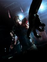 resident evil 6 by cyber-rayne