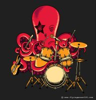 OctoBand by flyingmouse365
