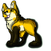 walkin in the club like whatup i got a fluffy butt by intoxicated-with-paw