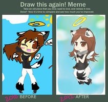before and after meme by wolfz206