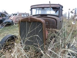 Stripped Huppmobile by QuanticChaos1000