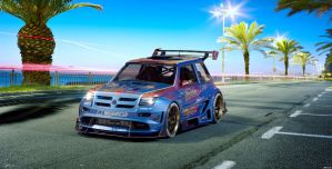 Dacia 500 extreme tuning 6 by cipriany