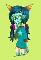 HS: Fantroll - Loonia by pikagirl65neo