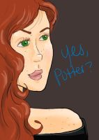 Yes, Potter? by hollyluvsarty