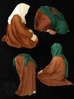 Arab's old style clothes 8 by Mustafa-H
