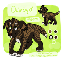 Lil Quincy by xWolfPrincex