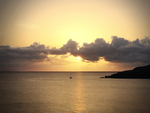 St Maarten Sunset by B-Southern