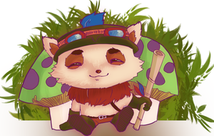 Teemo! by revois