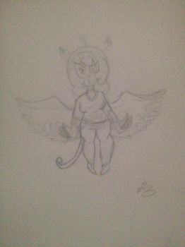 This is for someone- I need to digitalize it- by wolflobalove