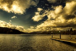 Windermere Lake by Engazung