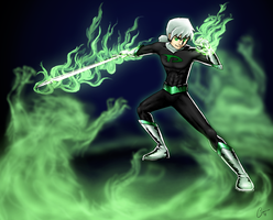 Danny Phantom: Alt Future by Ciarra