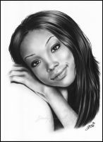 Brandy Norwood by Zindy
