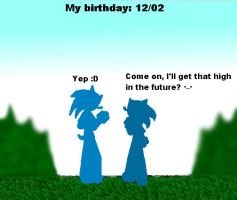 pivot - My Birthday by superpivot1231