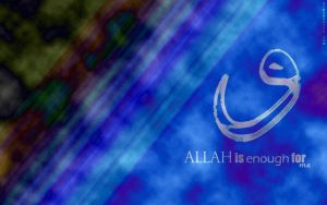 Allah is enough for me. by noor-maryam