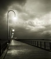 .:The Jetty:. by axle71