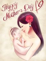 Mother's Day by TakemaKei