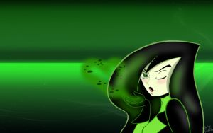 Shego Wallpaper by DrakebyRS