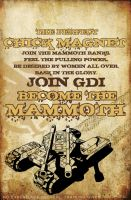 Become the Mammoth by Adder24