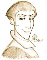 Young Frollo? by Brandikinz