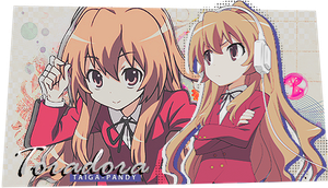 Taiga -Sign- by Passion-Colors