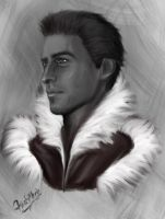 King Alistair Theirin by OurMysticalNonsense