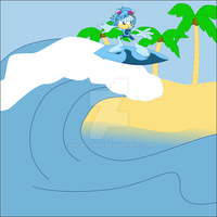 Surf is his life :COE: by Chumi-chan