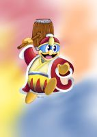 Kirby's King Dedede by IDROIDMONKEY