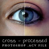 Cross-process - Photoshop .acv by LikeGravity