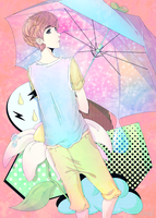 umbrella by harukatsune