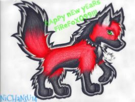 hApPy nEw yEaRz FiReFoX099!!! =) by NiCHaNsU14
