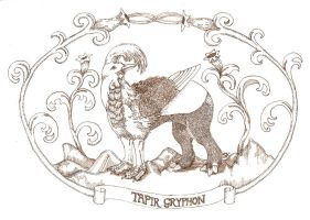 Tapir Gryphon by Typthis