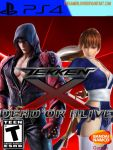 Tekken X Dead or Alive (PS4 Cover) by TheGamerLover