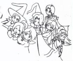Oracle of Secrets Team2 by Nafady