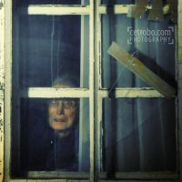 lonely grandmother by cetrobo