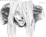 Alucard grin by smoph