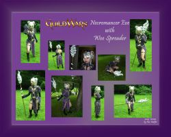 Guild Wars Eve Costume 2009 by smorggie