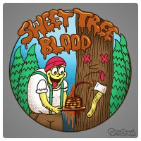 Sweet Tree Blood by SteveOramA