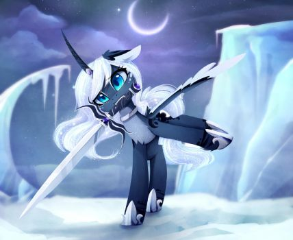 Warrior Goddess... in training by MagnaLuna