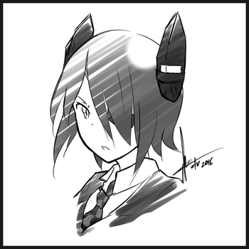 Light Cruiser Tenryuu by DivYes