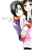Say: I love you by SwordofZephyr