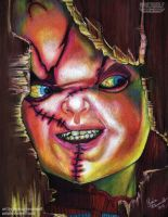 HERE'S CHUCKY - Child's Play by The-Art-of-Ravenwolf
