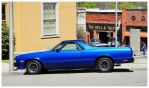 A Cool Blue El Camino by TheMan268