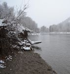 Waterfront Park in Leavenworth, WA in Winter 7 by Singing-Wolf-12