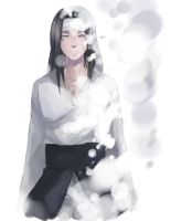 goodbye neji by warable