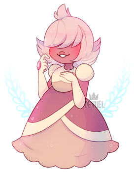 Padparadscha by Deviiel