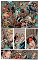 POTC Young Jack Sparrow pg 8 by RossHughes